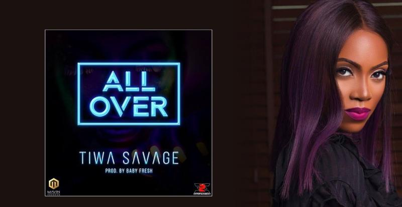 All Over avatar